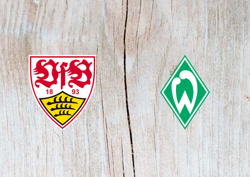 VfB Stuttgart vs Werder Bremen - Highlights 29 September 2018