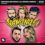 Kris Kross Amsterdam, Ally Brooke & Messiah - Vámonos - Single Cover