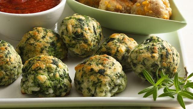 spinach cheese ball recipe