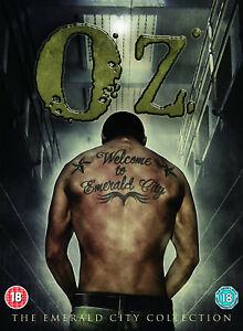 Oz Serie Completa 1080p Dual Latino/Ingles
