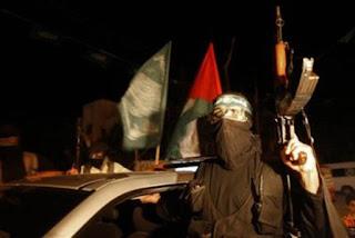 Pejuang Hamas Palestina