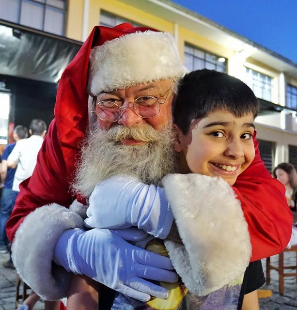 Natal Mágico Peterlongo em Garibaldi