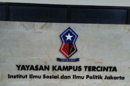 Pendaftaran Mahasiswa Baru (IISIP-Jakarta) 2021-2022
