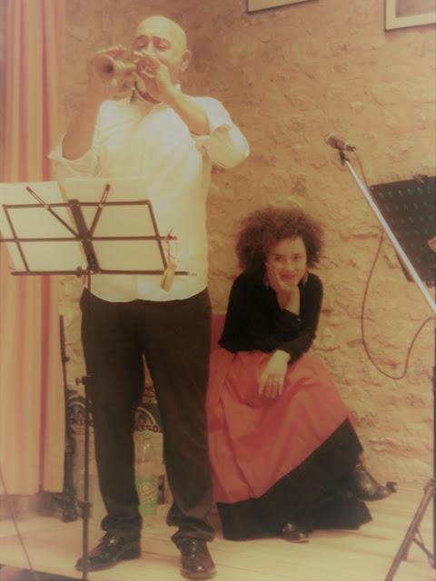 Marco et Alizée à Molières, malooka