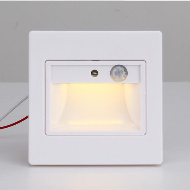 Đèn cảm ứng hành lang thông minh