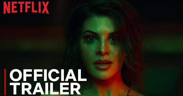 Jacqueline Fernandez in Mrs. Serial Killer Netflix web series full