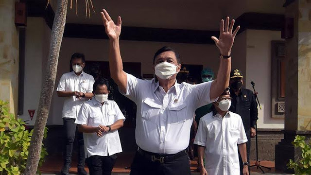 Luhut Polisikan Aktivis, LBH: Mestinya Cukup Beri Klarifikasi, Bukan Bertindak Represif