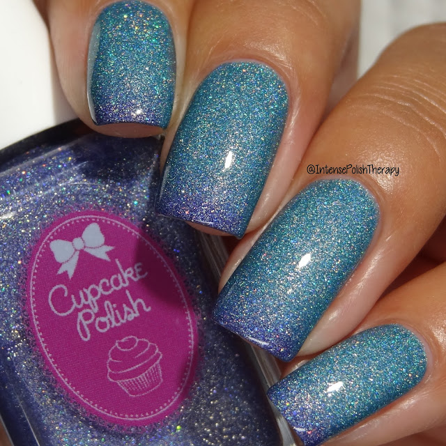 Cupcake Polish Flash Forward
