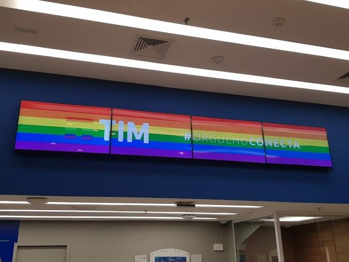 #OrgulhoConecta: TIM celebra a diversidade no mês do Orgulho LGBTI+