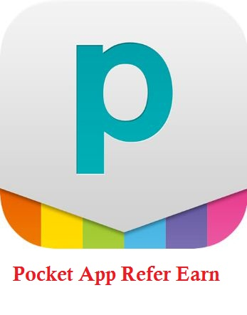 Pockets Money App Refer Earn - SignUp ₹10 + Get ₹50/ 3