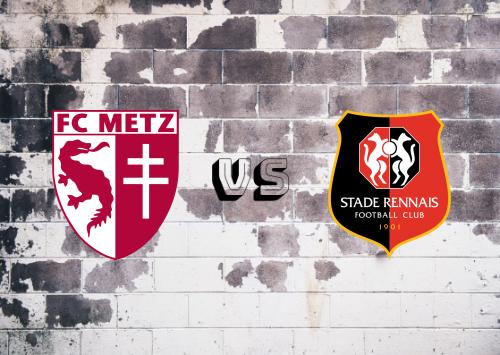 Metz vs Rennes  Resumen