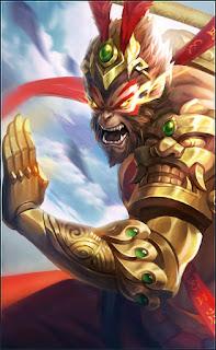 Sun Battle Buddha Heroes Fighter of Skins