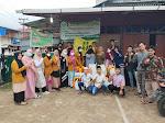 Jelang Berbuka, IPM Kota Gunungsitoli Bagi Ta'jil