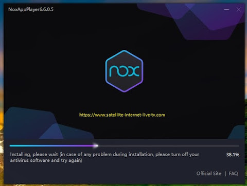 Nox player android emulator step by step installation guide from A-Z for beginners-4