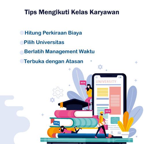 Tips Mengikuti Kelas Karyawan