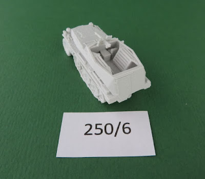 Sd Kfz 250/1 to 11 picture 7