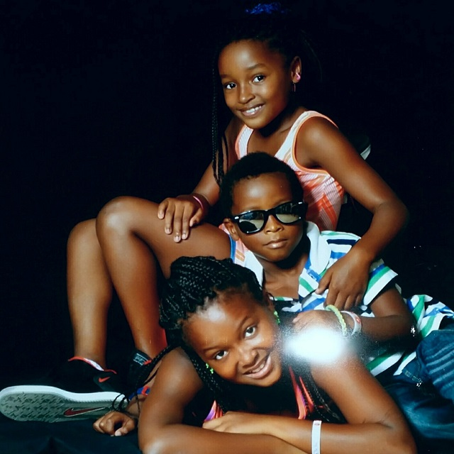Van Vicker and Adjoa Van Vicker Kids