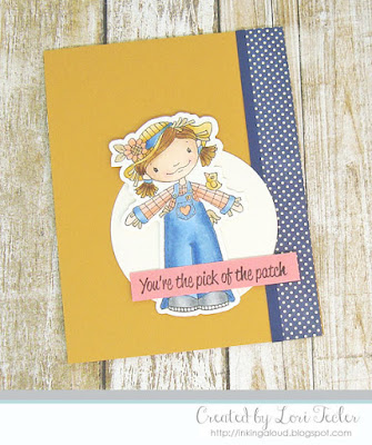 You're the Pick of the Patch card-designed by Lori Tecler/Inking Aloud-stamps from SugarPea Designs