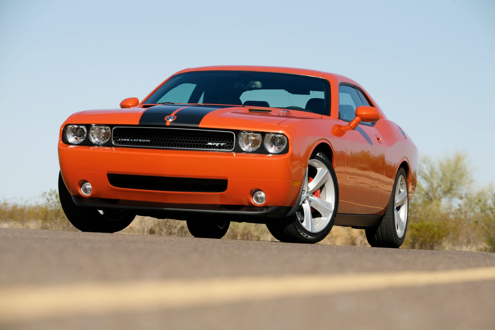 Dodge Challenger HD Wallpapers | Desktop Wallpapers