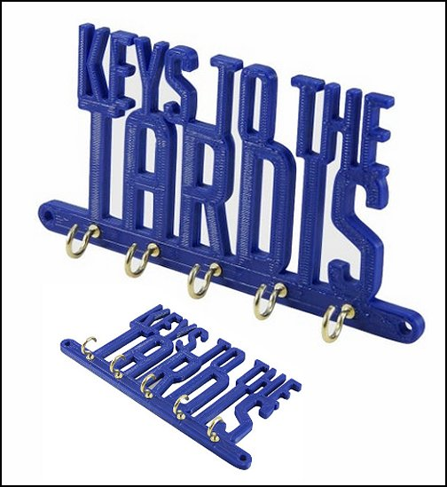 Dr. Who Doctor Who Tardis Key Rack Key Holder Jewelry organizer ConceptionToCreation   Doctor Who bedroom - Doctor Who themed bedroom ideas - decorating Doctor Who theme -  Doctor Who decor - Doctor Who Bedding - dr who bedroom ideas - Dr Who Tardis - doctor who