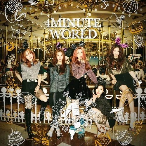 4minute - 4minute World [FLAC   MP3 320 / CD]