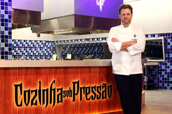 Hell S Kitchen Cozinha Sob Press O