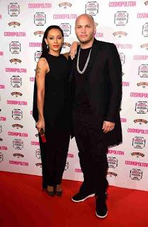 Former Spice Girls Mel b divorce from Stephen Belafonte