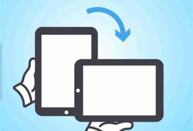 Cara Mengatasi Rotasi Layar HP Android Tidak Berfungsi