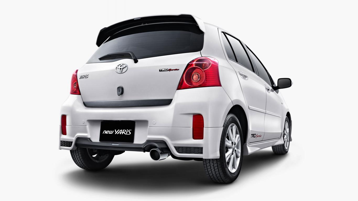 toyota yaris trd 2013 bekas all new kijang innova the legend reborn harga 2014 tattoo design bild