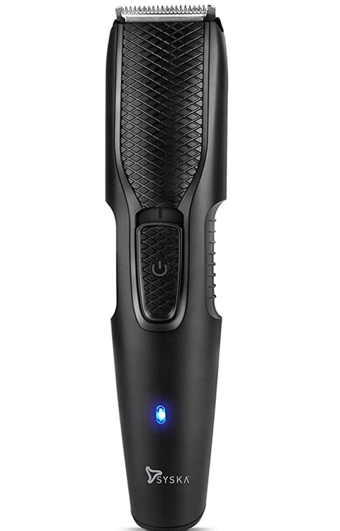 Syska HT200U Beard Trimmer under Rs 1000 in India.