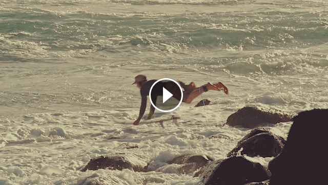 Surfing Burleigh Heads Fails Bails Rock Hops Wipeouts Compilation