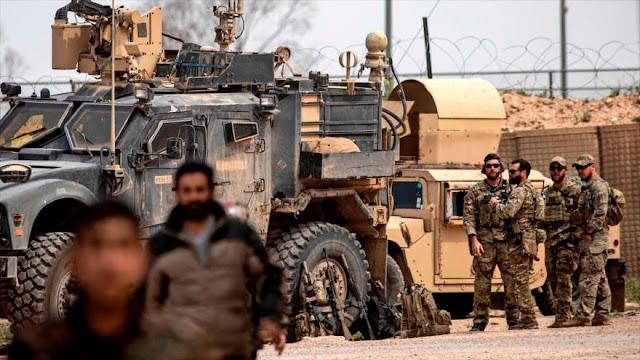 Militares de EEUU secuestran a varios civiles sirios en Deir Ezzor