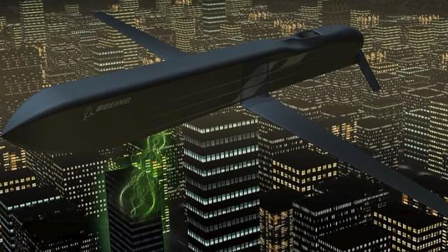 Futuristic Sci-Fi Military Technologies