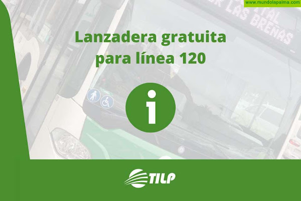 Transportes Insular y el Cabildo mejoran el horario de la lanzadera para comunicar Gallegos, Cruce del Castillo y Franceses tras el cierre de la carretera por desprendimientos