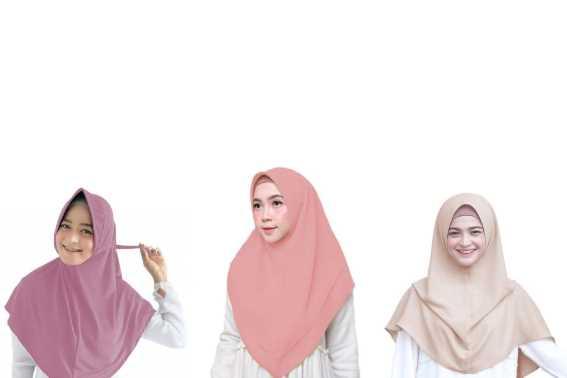 Jenis Jilbab Syari yang Paling Laris