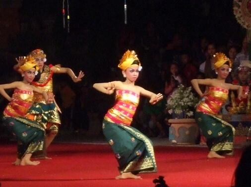 Tari Tani Bali, Farming Dance, Tari Tani dari Bali