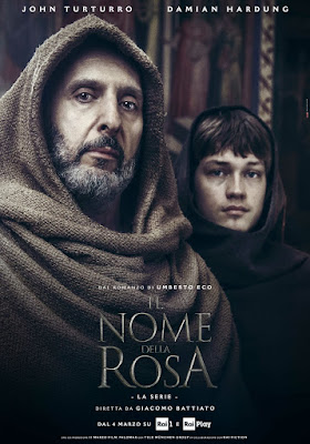 The Name Of The Rose 2019 Miniseries Poster 10