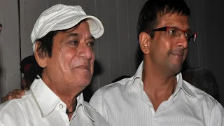 Javed jaffrey wrote emotional note for late father jagdeep