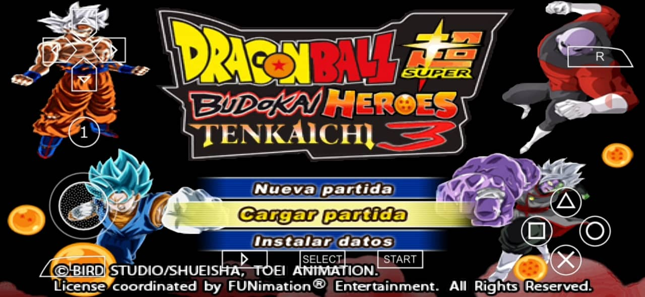 Dragon Ball Super DBZ TTT Mod Download