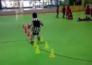 cara melatih otot kaki pemain futsal