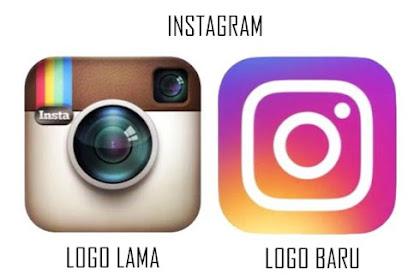 Instagram Memakai Logo Baru