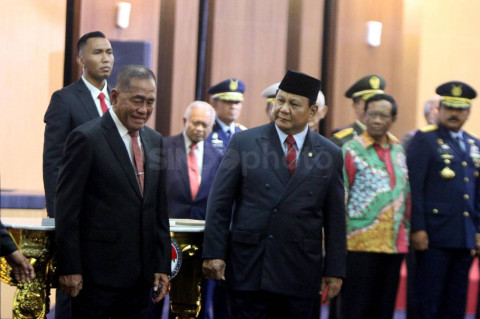 Mengapa Prabowo Rela Jadi Menteri Jokowi? Ini Jawaban Gerindra