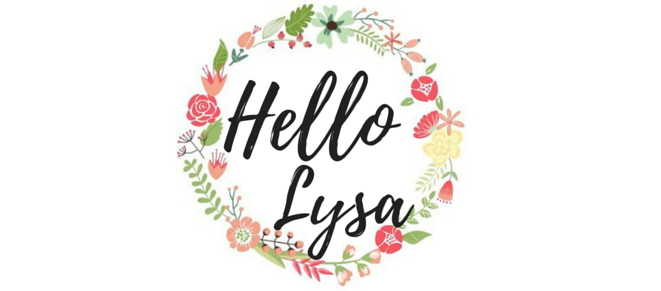 Hello Lysa
