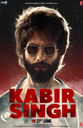 Kabir Singh 2019 Hindi 1.3GB HDRip 720p