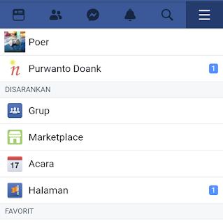 Memudahkn anda untuk mengelola halaman fb anda