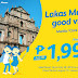 Cebu Pacific Seat Sale Macau 2016