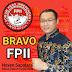 Ketua Deputi organisasi, FPII : Dalam Menjalankan tugas jurnalistik,Wartawan Mendapat Perlindungan Hukum