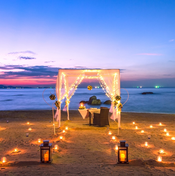 Private Romantic BBQ Dinner at Tanjung Point Residences
