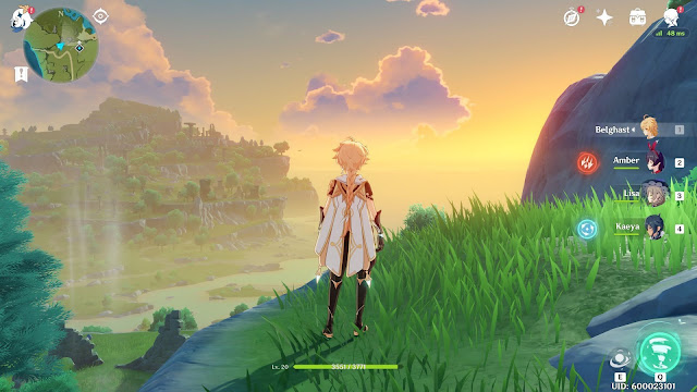 Genshin Impact, Game Open World RPG Terbaru Bertema Anime