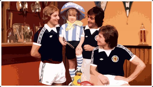Scotland Argentina 1978
